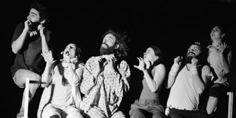 """""""Über Null"""" - Koon Theater, Syrien"""