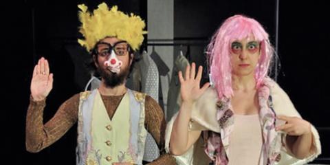 Macbeth – iki kişilik kâbus - ein Albtraum für zwei, Tiyatro BeReZe Istanbul