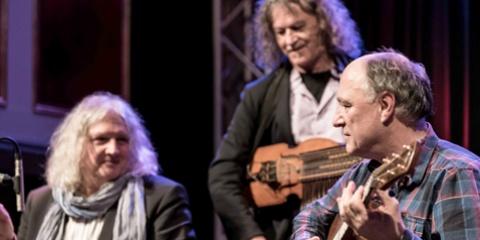 Night of Strings mit Peter Finger, Wolfgang Stute und Thomas Roth