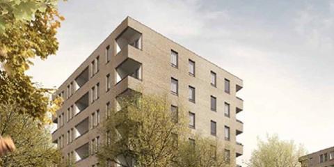 Kostengünstiger und zukunftsfähiger Geschosswohnungsbau im Quartier