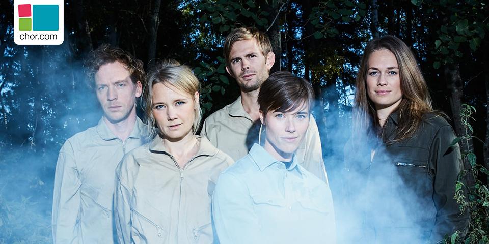Riltons Vänner – ein schwedisches A-cappella-Phänomen
